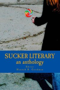 Sucker Literary Vol 2 Cover